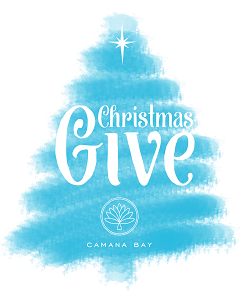 Camana Bay Christmas Give
